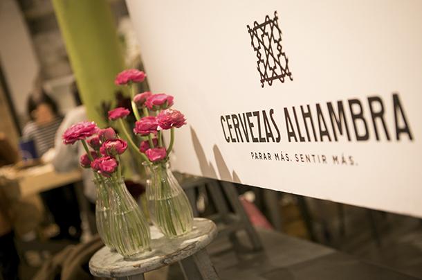¡Nos vamos de concierto con Cervezas Alhambra!