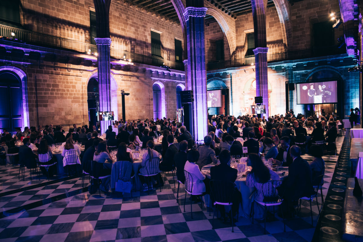 Bienvenidos a los Premios Aptissimi de ESADE Alumni