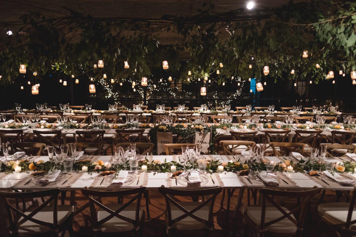 Una boda en l'Orangerie