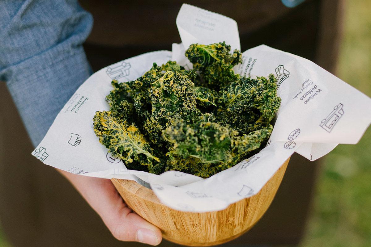 Comer verde no es de raros,  ¡es de responsable!