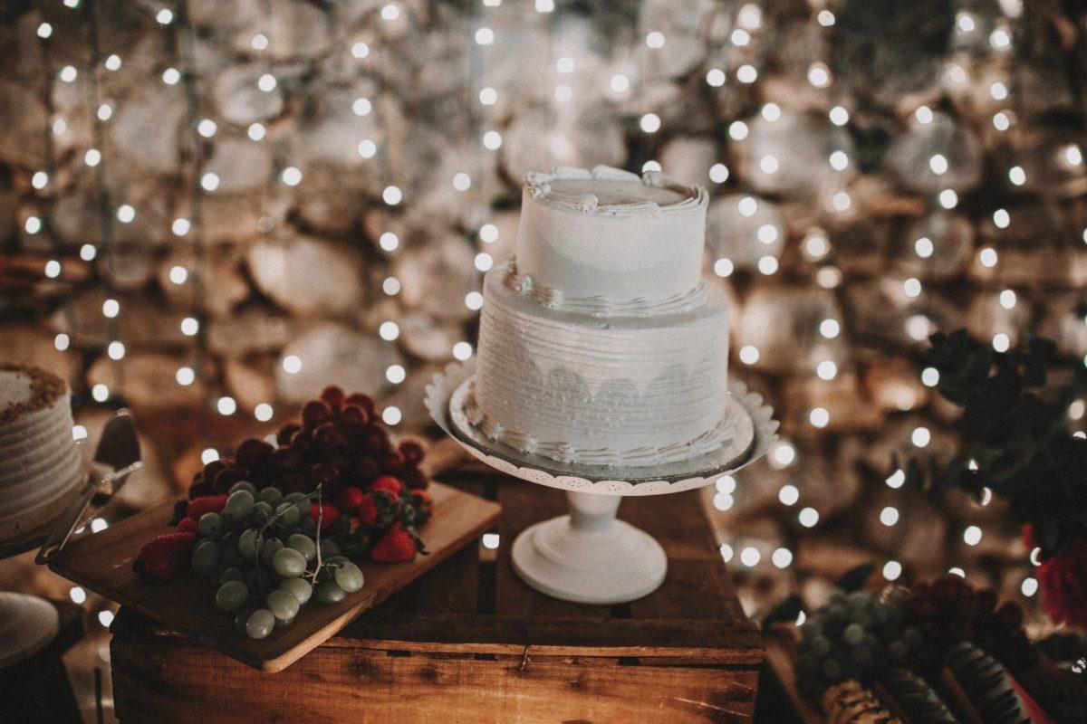 Pastel de bodas, ¿Si o no?