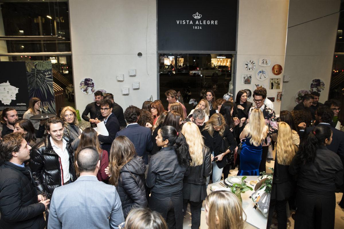 Vista Alegre inaugura su flagship store en Barcelona